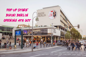 Rosenstaub Pop-Up-Store Bikini Berlin Opening 2018