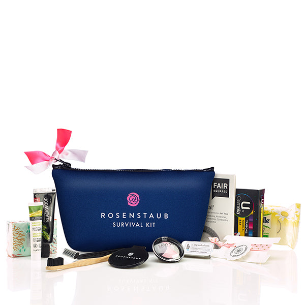 Survival Kit with Cosmetics by Rosenstaub