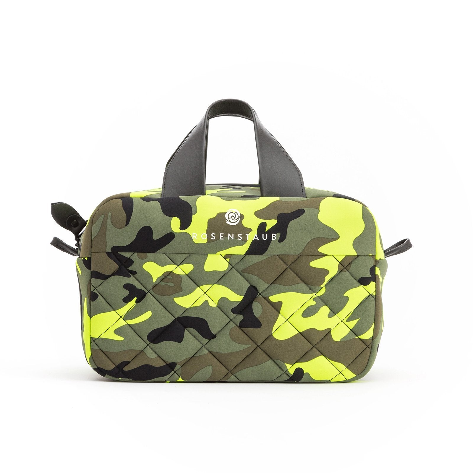 Bag 34 in Neon Camouflage by Rosenstaub