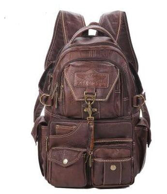 Unisex Vintage Backpack