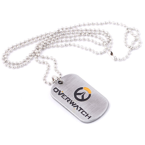 Overwatch Stainless Steel Necklace