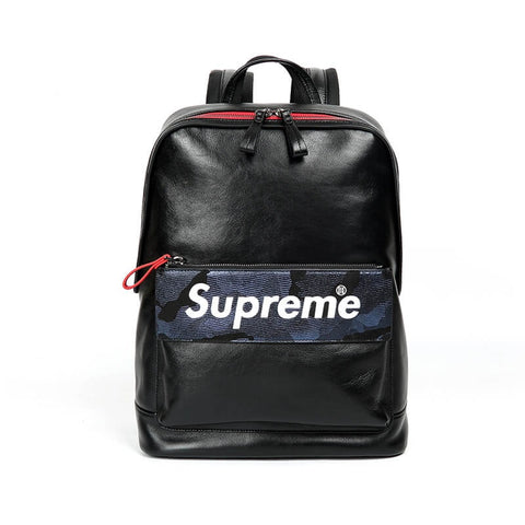 New Arrival SUPREME Men's Backpack New Korean version of the wild travel bag X913720001