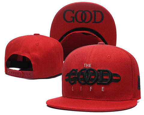 New Arrival GOOD Life Snapback Hip hop Basketball hats