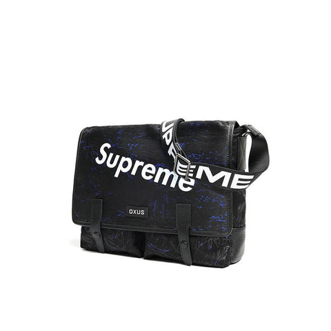 New Arrival SUPREME new leather casual bag X916152001