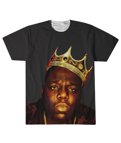 Image of Notorious BIG Sublimation Tee