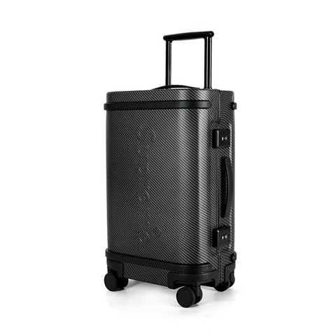 New Arrival SUPREME luggage aluminum-magnesium alloy trolley case 20 inch