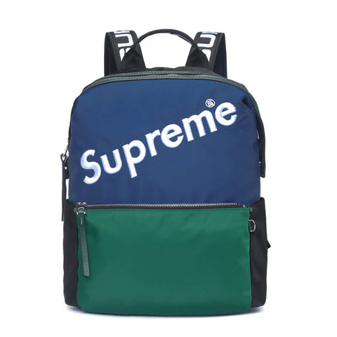 Image of New Arrival SUPREME Men's Backpack Tide Brand Large Capacity 7920720441, 7920720232