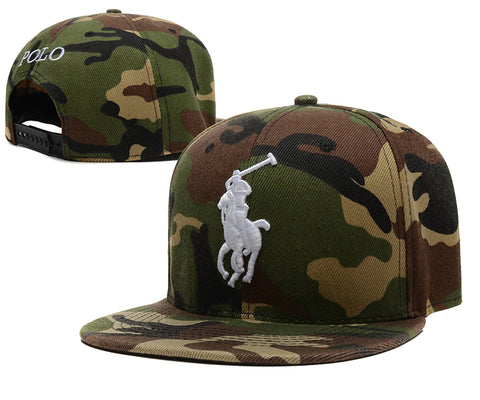 New Arrival POLO Snapback hip hop hats 11 colors