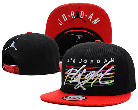 New Arrival Jordan Snapback hip hop hats 4 colors