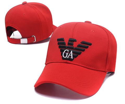 Image of New Arrival Original Emporio Armani GA Snapback Hip hop hats