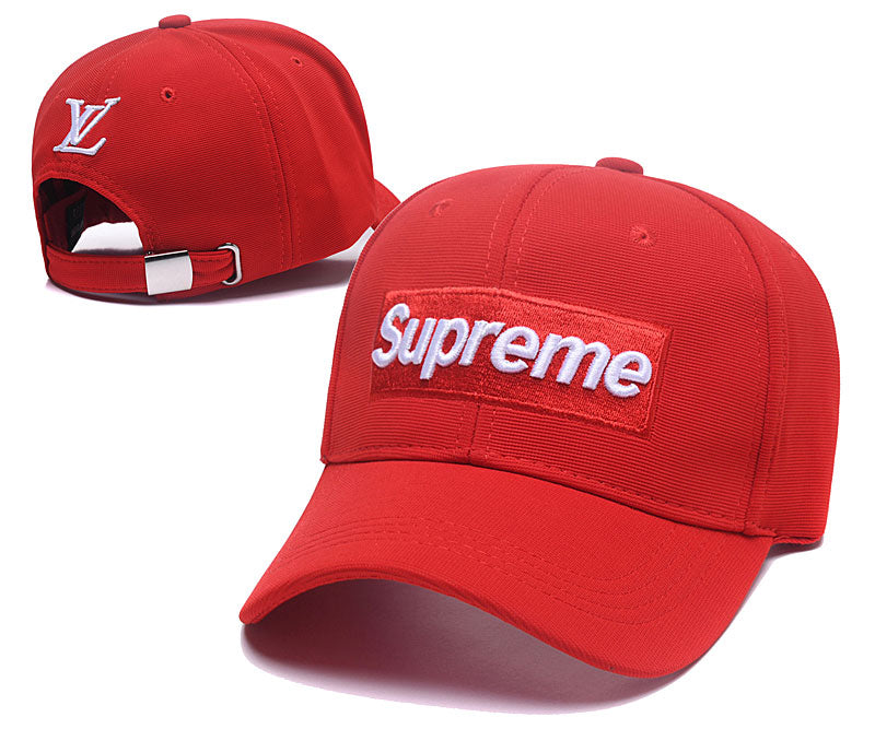 01a8a4bf5 New Arrival Offical SUPREME Snapback hip hop hats