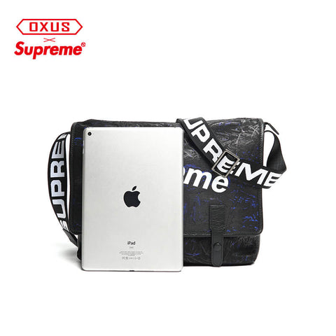 New Arrival SUPREME new leather casual bag X916151001