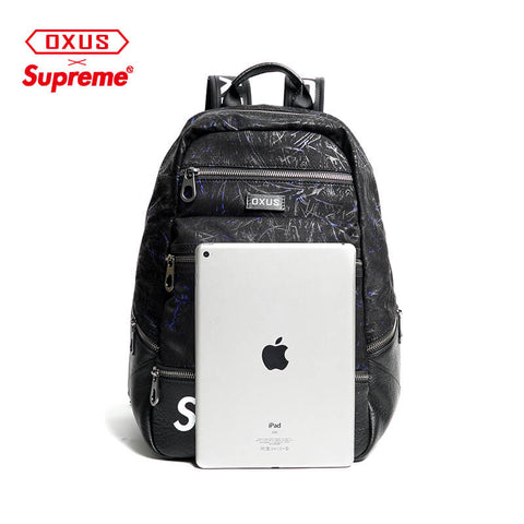 New Arrival SUPREME Men's Backpack New Korean version of the wild travel bag X916721001