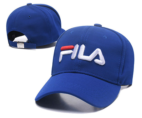 New Arrival Original FILA Snapback hip hop hats 5 colors