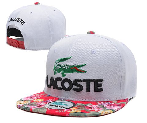 New Arrival LACOSTE Snapback hip hop hats colors