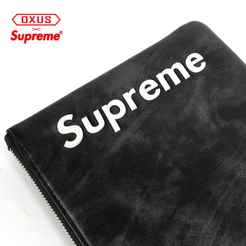 New Arrival SUPREME clutch bag male fashion street brand X907762001