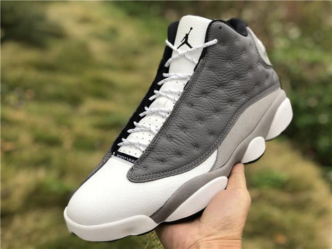 Air Jordan 13 Retro Atmosphere Grey Sneakers
