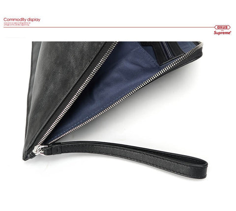 New Arrival SUPREME Men's clutch bag new Korean version of the trend of the hand bag X907761001