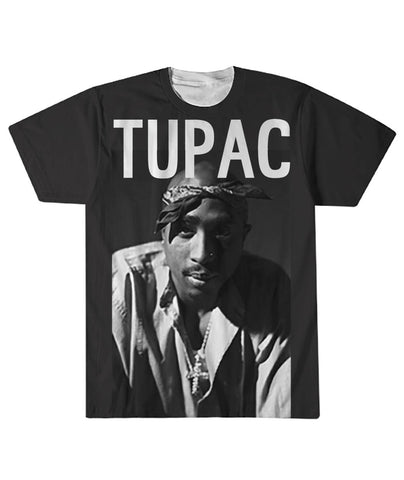 Image of 2Pac Sublimation Tee