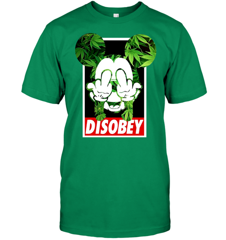 Image of Disobey WEED white