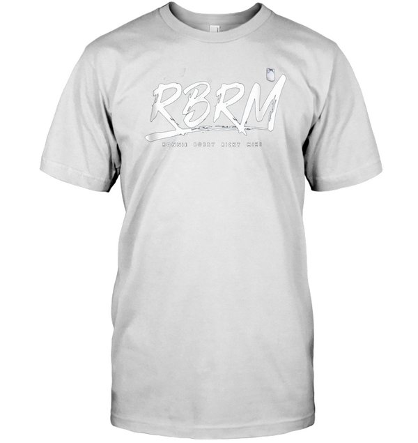 RBRM T Shirt For Fan 0270 white