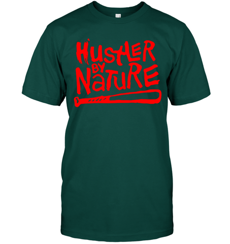 Image of Hustle by Nature hip hop shirt hoodies 0210