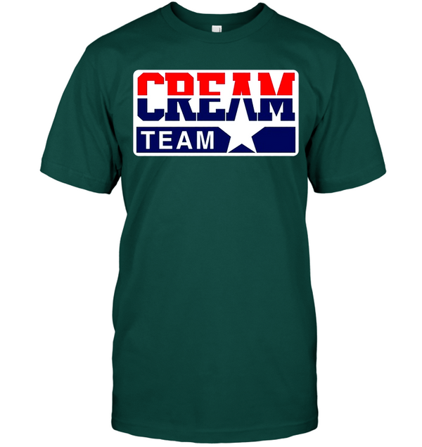 Cream team Men's shirt 2509