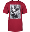 2pac marilyn Shirt Hip hop clothing - Rap shirt white