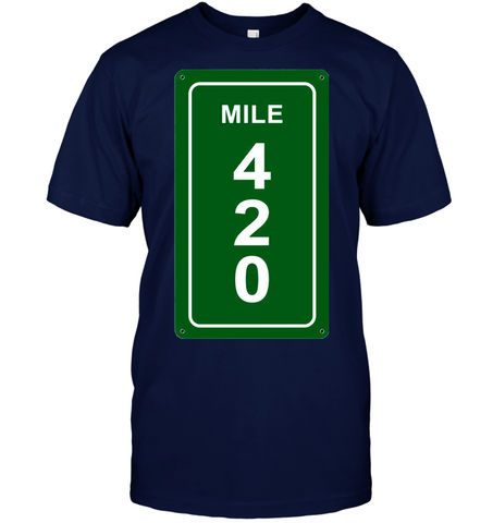 Image of Mile 420 WEED