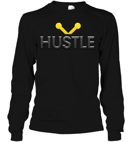 Hustle Shirt hip hop clothing 0210