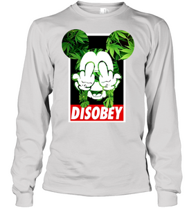 Disobey WEED white