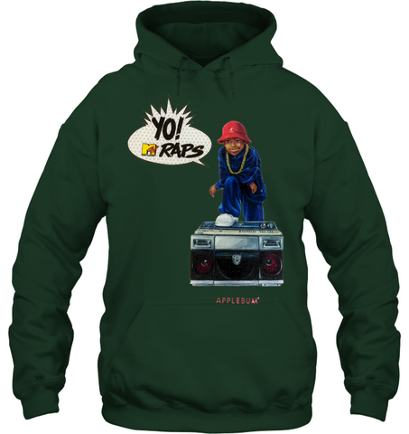 Image of Yo! MTV Raps - Men's shirts