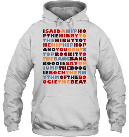 Image of ISAIDHIPHOP Hip hop clothing