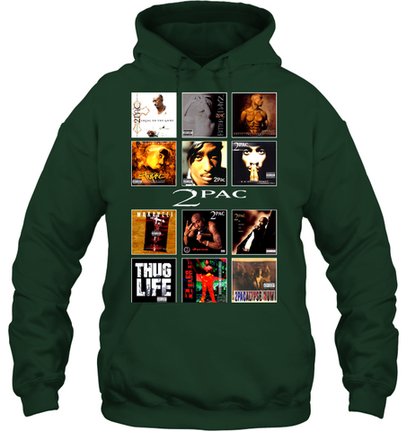 Image of Rap 2Pac albums