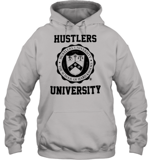 Hustlers university - Men's shirt