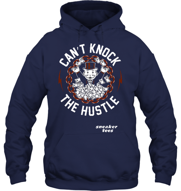 Can't knock the hustle - Men's Shirt