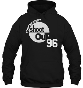 2Pac - SHOOTOUT TOURNAMENT | Above the Rim (Birdie #96) - Men's T-Shirt