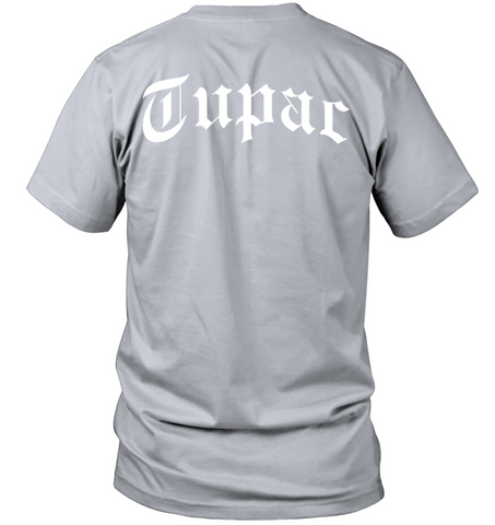 Image of Raptach Tupac 3 white