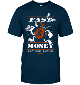 Fast Money - hip hop clothing| Men's Rap shirt
