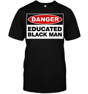 Educated Black Man - Men's shirt