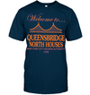 Welcome to ... Queensbridge north house- NY Nas hip hop shirt