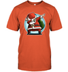 Santa dance hip hop shirt