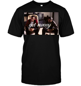 Get money - Paid in full | Hip hop clothing - Rap shirts
