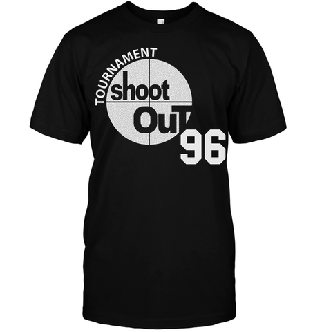 Image of 2Pac - SHOOTOUT TOURNAMENT | Above the Rim (Birdie #96) - Men's T-Shirt