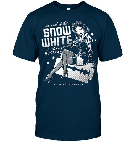 Image of Snow white Men's shirt