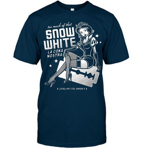 Snow white Men's shirt