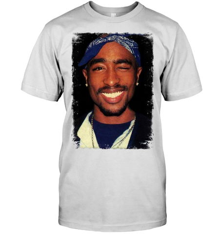 Image of Raptach Tupac 2 white