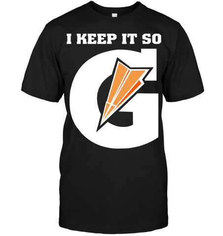 Image of I Keep It So G Taylor Gang Gatorade T-Shirt| Hip hop clothing shirt