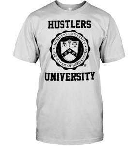 Hustlers university - Men's shirt | Hip hop clothing