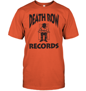Death row record T-shirts | Men's shirt| hip hop clothing